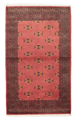 Pakistan Bokhara 2ply carpet RZZAF563