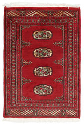 Pakistan Bokhara 2ply carpet RZZAF896