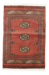 Pakistan Bokhara 2ply carpet RZZAF762
