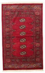 Pakistan Bokhara 2ply carpet RZZAB49