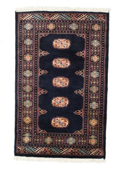 Pakistan Bokhara 2ply carpet RZZAB199