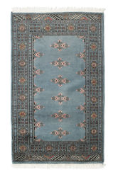 Pakistan Bokhara 2ply carpet RZZAB124