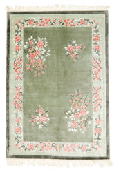 China silk carpet DFA46