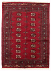 Pakistan Bokhara 2ply carpet RZZAF672
