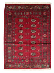 Pakistan Bokhara 2ply carpet RZZAF63