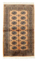 Pakistan Bokhara 3ply carpet RZZAD90
