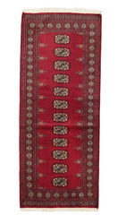 Pakistan Bokhara 2ply carpet RZZAF52