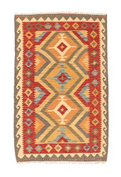 Alfombra Kilim Afghan Old style NAO283