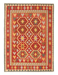 Alfombra Kilim Afghan Old style NAO211
