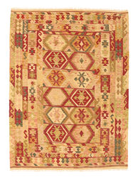 Kelim Afghan Old style Teppich NAO193