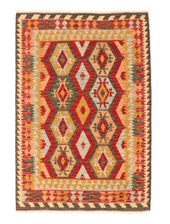 Kelim Afghan Old style Teppich NAO208