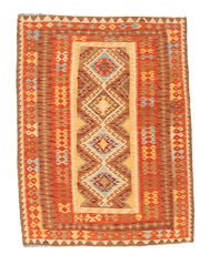Kelim Afghan Old style Teppich NAO338