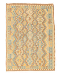 Kelim Afghan Old style Teppich NAO183