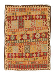 Kelim Afghan Old style Teppich NAO176