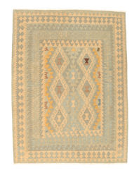 Alfombra Kilim Afghan Old style NAO108