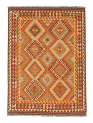 Alfombra Kilim Afghan Old style NAO121