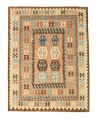 Alfombra Kilim Afghan Old style NAO138