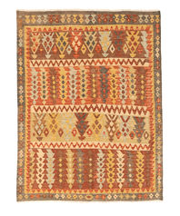 Alfombra Kilim Afghan Old style NAO85