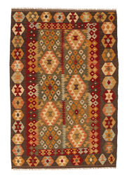Alfombra Kilim Afghan Old style NAO90