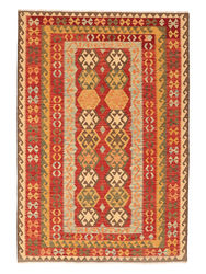 Alfombra Kilim Afghan Old style NAO35