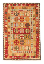 Kelim Afghan Old style Teppich NAO24