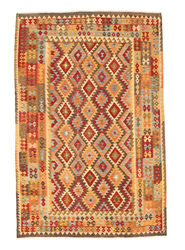 Kelim Afghan Old style Teppich NAO4