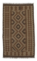 Kilim Afghan Old style carpet NEW_P64