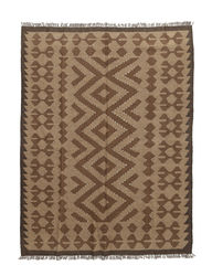 Kilim Afghan Old style carpet NEW_P140
