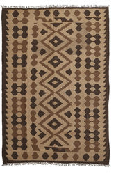 Kilim Afghan Old style carpet NEW_P14