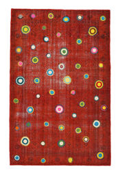 Tapis Colored Vintage Relief MPB16