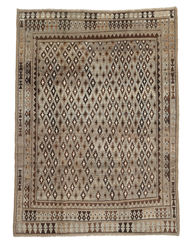 Afghan Natural Teppich ABCN461