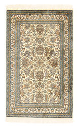 Kashmir pure silk carpet XVZA255