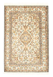 Kashmir pure silk carpet XVZA229