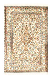 Kashmir pure silk carpet XVZA231