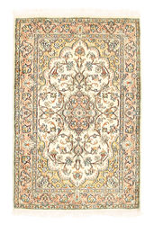 Kashmir pure silk carpet XVZA242