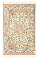 Kashmir pure silk carpet XVZA300