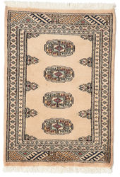 Pakistan Bokhara 2ply carpet RZZAF843