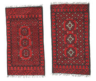 Alfombra Afghan ANF580