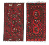 Alfombra Afghan ANF581