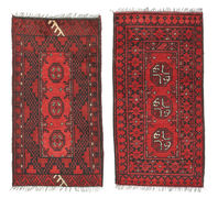 Alfombra Afghan ANF593