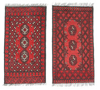 Alfombra Afghan ANF606