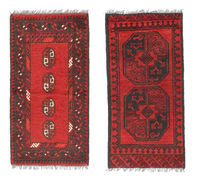 Alfombra Afghan ANF621