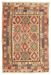 Alfombra Kilim Afghan Old style ABCL942