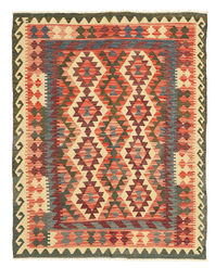 Kilim Afghan Old style carpet ABCL919