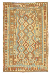 Tapis Kilim Afghan Old style ABCL876