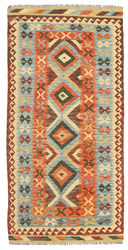 Kelim Afghan Old style matta ABCL703