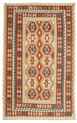 Tapis Kilim Afghan Old style ABCL885