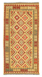 Tapis Kilim Afghan Old style ABCL642
