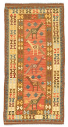 Tapis Kilim Afghan Old style ABCL665