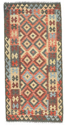 Kilim Afghan Old style carpet ABCL477